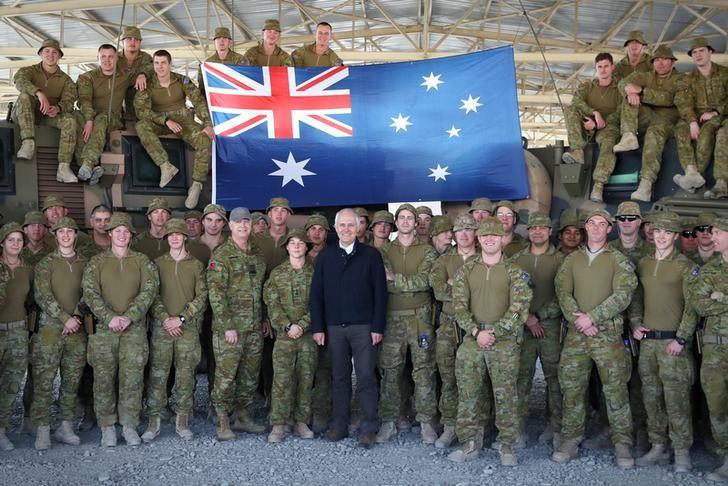 Australia to Send Additional Troops to Afghanistan