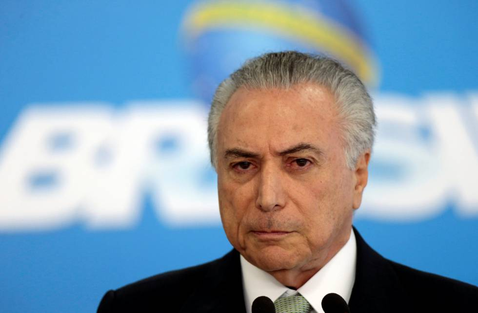 Brazil President Challenges Critics: Resignation Is Admission of Guilt