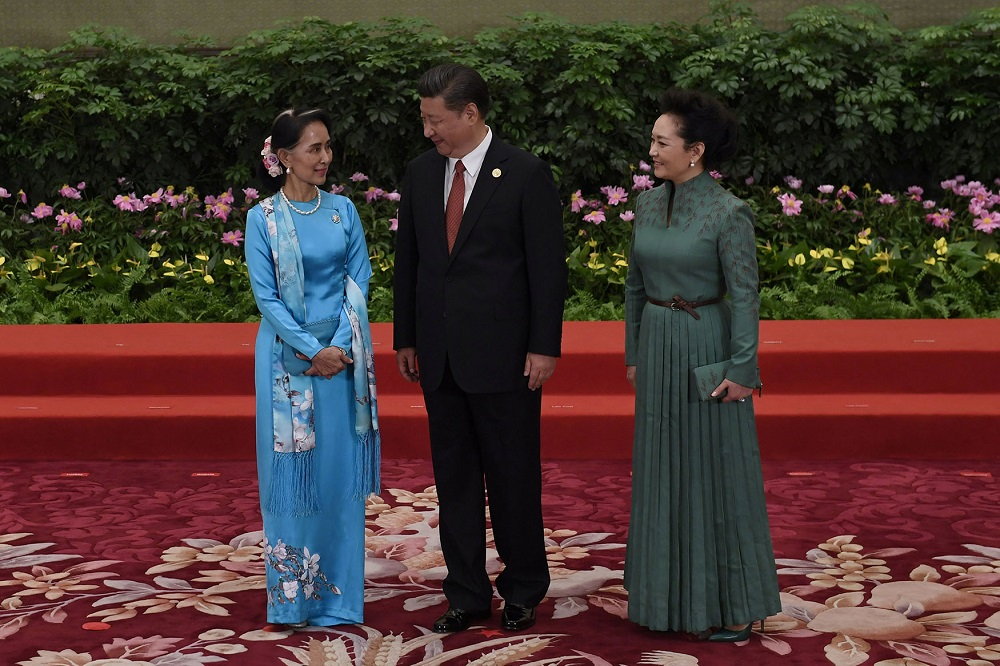 China Vows to Continue Helping Myanmar Achieve Peace