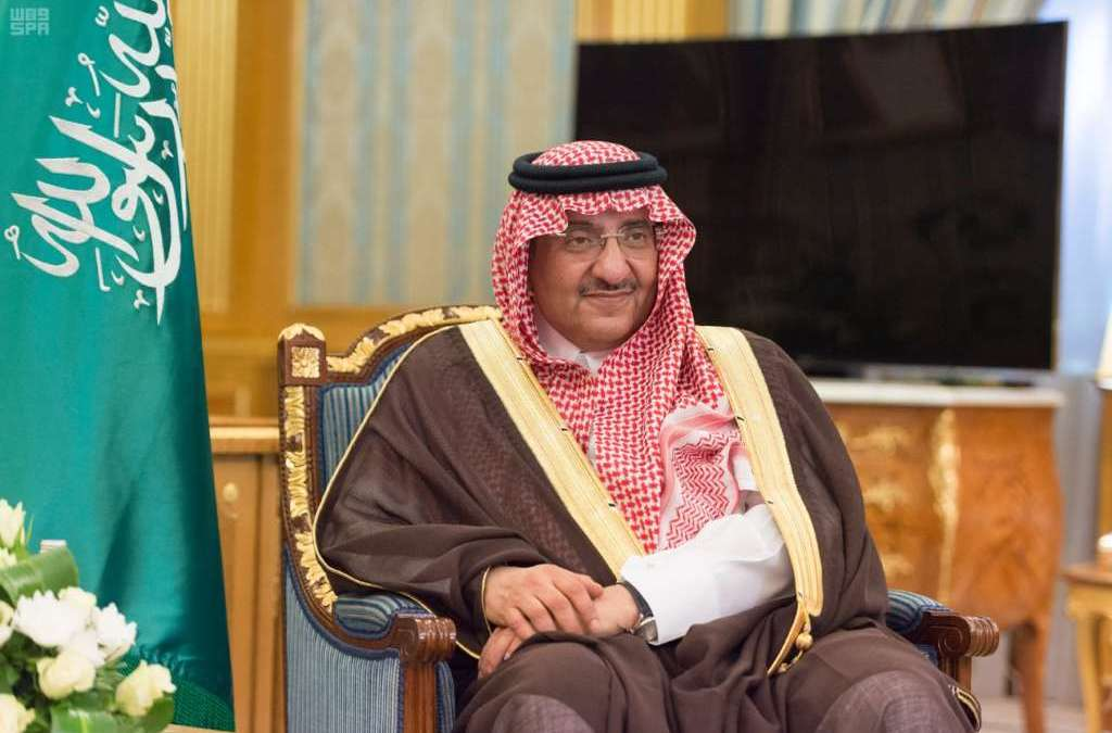 Crown Prince Chairs Meeting of Political, Security Affairs Council
