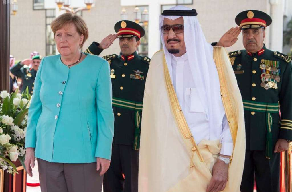 Security, Industrial Agreements Signed during Saudi-German Summit in Jeddah