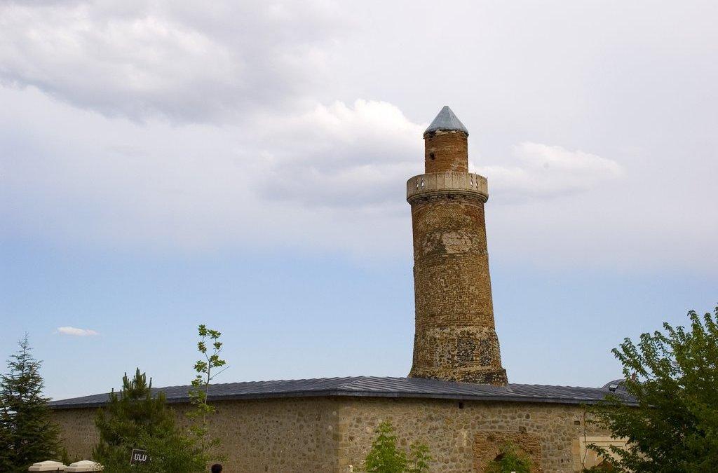 Harput Ulu Leaning Minaret Rivals Tower of Pisa