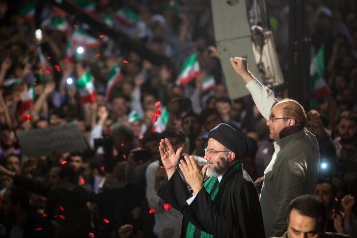 Raisi Offends Iranian Government