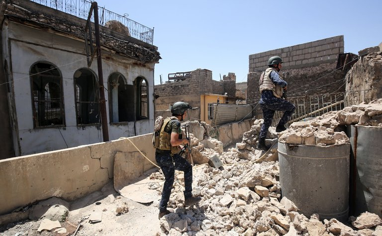 Mosul Old City Offensive Imminent