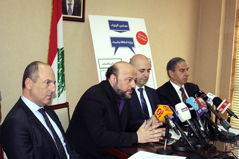 Lebanese Forces, FPM Standoff over Electricity Plan