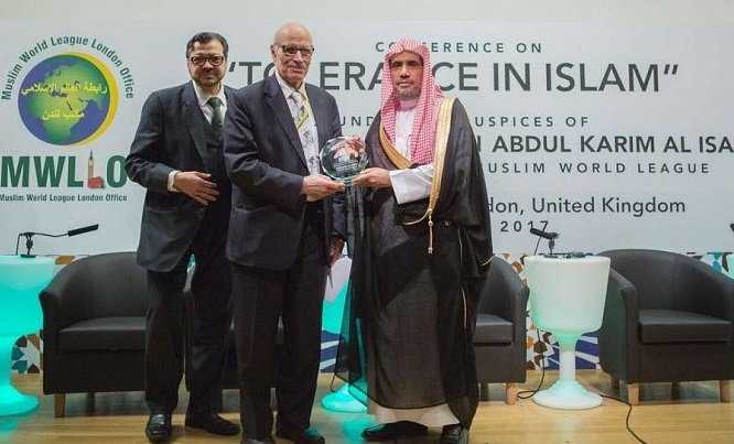 MWL Conference in London: Islamic Scripture Promotes Tolerance, Coexistence