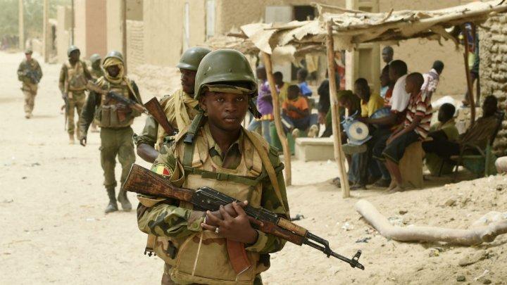 7 Soldiers Killed in 'Terror' Attack in Mali