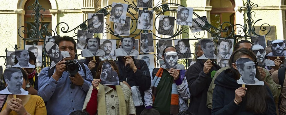 Watchdog: Mexico One of most Dangerous Countries for Journalists
