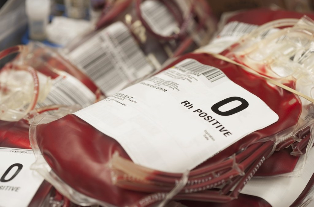 People with Blood Group O are at Lower Risk of Heart Attacks