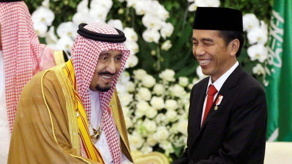 King Salman Invites Indonesia, Azerbaijan Presidents to Attend Summit in Riyadh