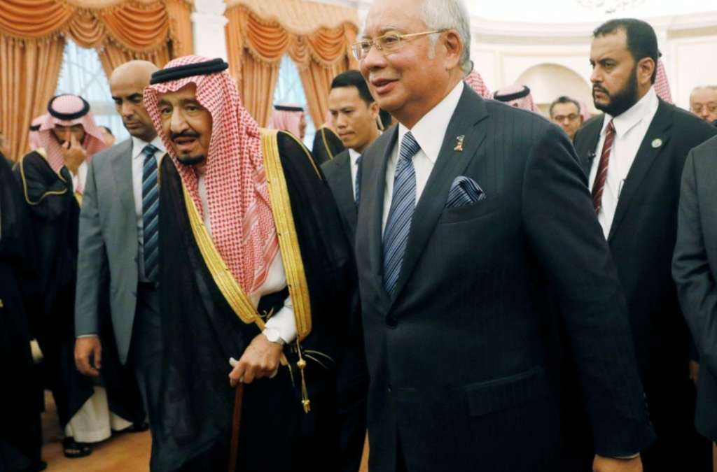 Malaysian PM: New Map to Cooperate, Achieve Peace