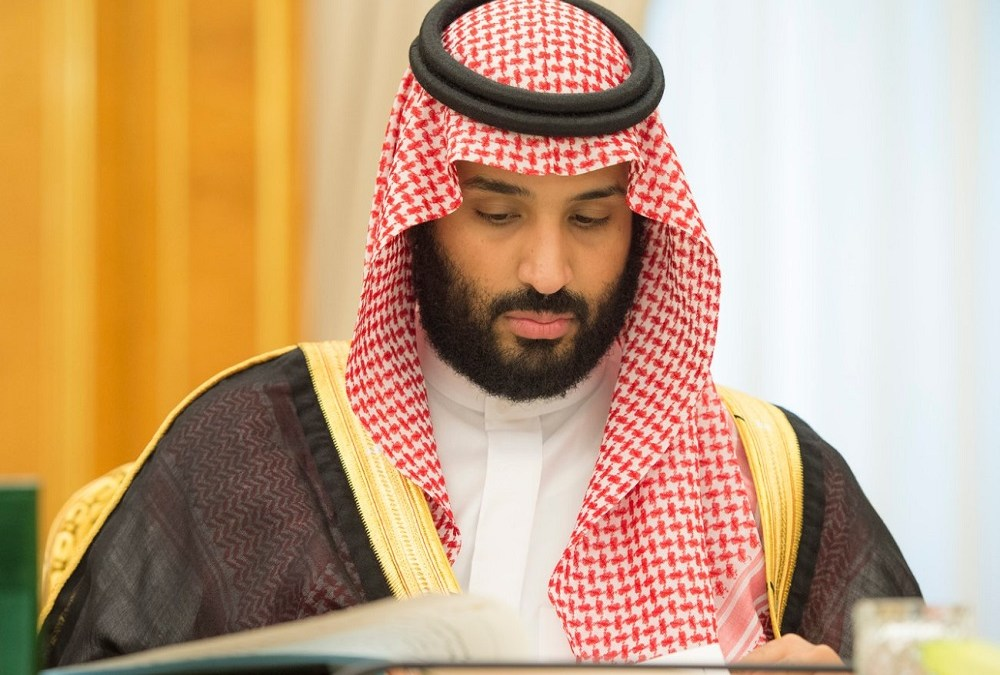Deputy Crown Prince Receives Telephone Call from US Secretary of Defense