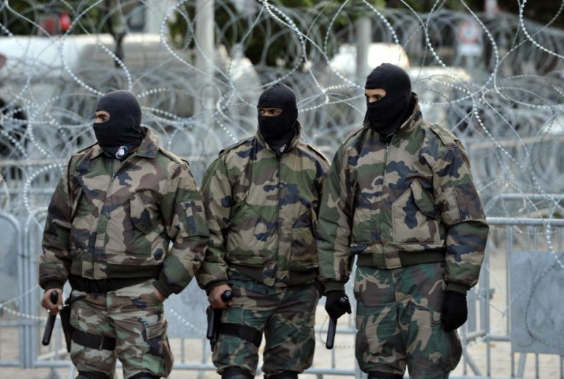 Suspected ISIS Terrorist Killed in Tunisia