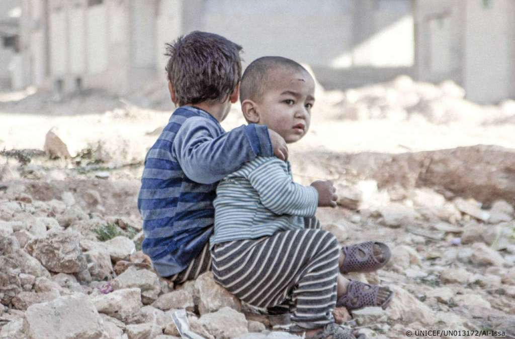 UNICEF: 29 Million Children Live in Poverty in the Middle East