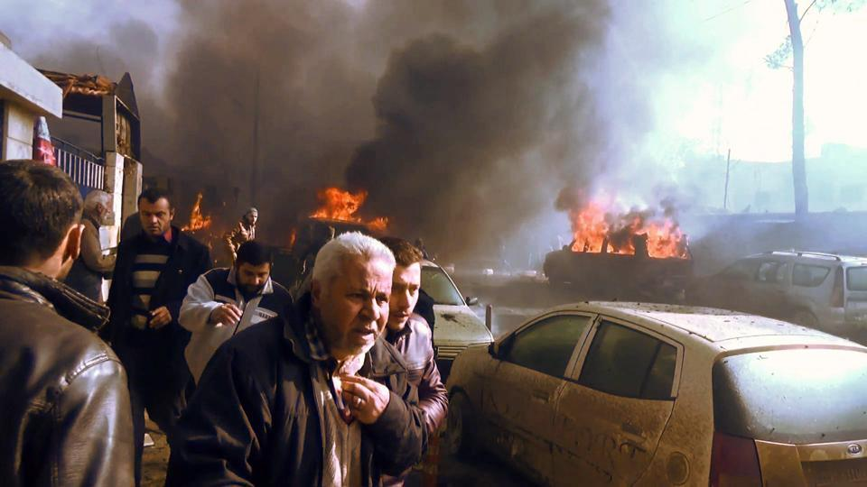Syria Rebels Suspend Participation in Talks on 'De-escalation Zones'