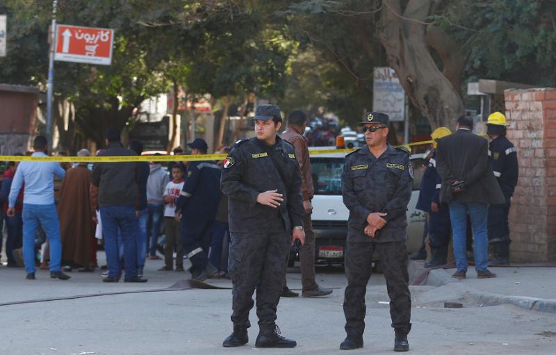 Three Policemen Killed in Cairo Attack