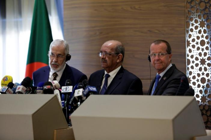 Libya's Neighboring Countries Reject Foreign, Military Intervention