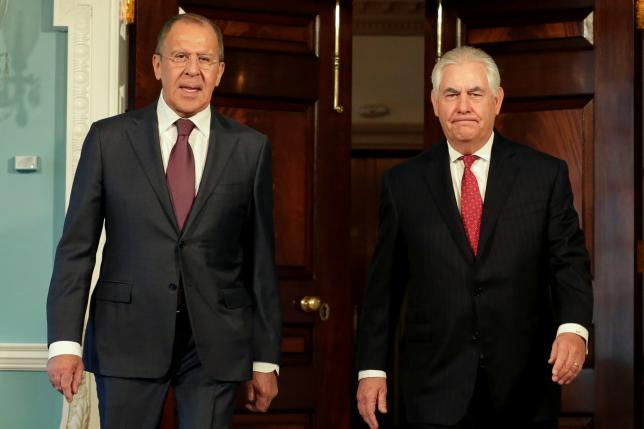 Russia's Lavrov Says Trump Wants Pragmatic Ties with Russia