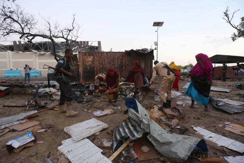 Two Kenya Bombings Kill Eight Policemen