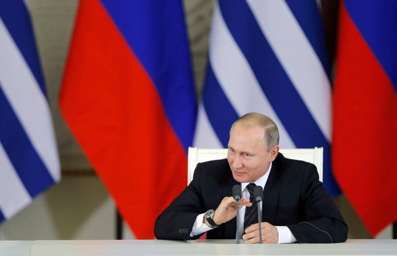 Kremlin: Putin, Trump Agree to Cooperate on Syria, Set Up Meeting