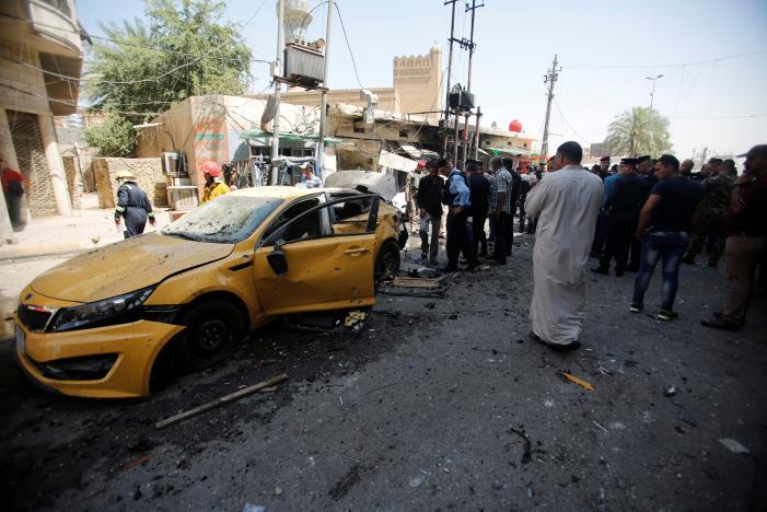 ISIS Bombings Kill at Least 27 in Baghdad
