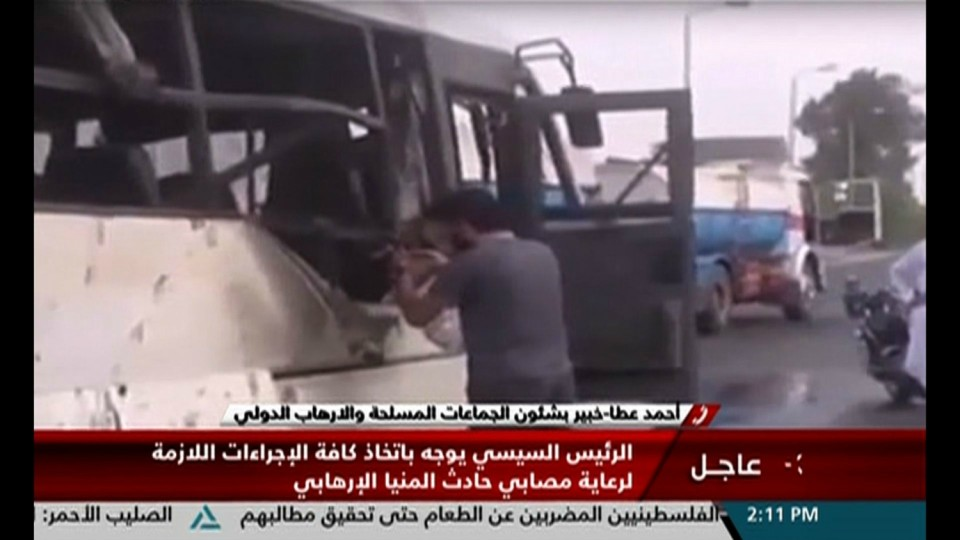 Terrorism Continues to Target Egypt and its Copts