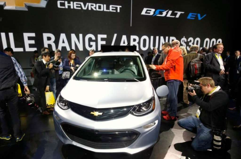 GM Expects Promising Future for Electric Cars in Middle East