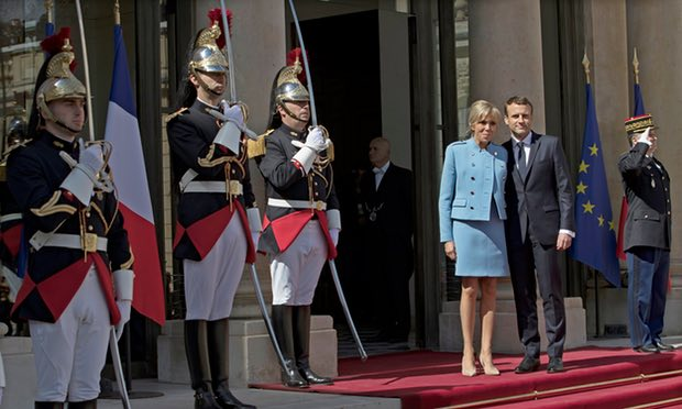 Macron: Time to Bring Self-confidence Back to the French