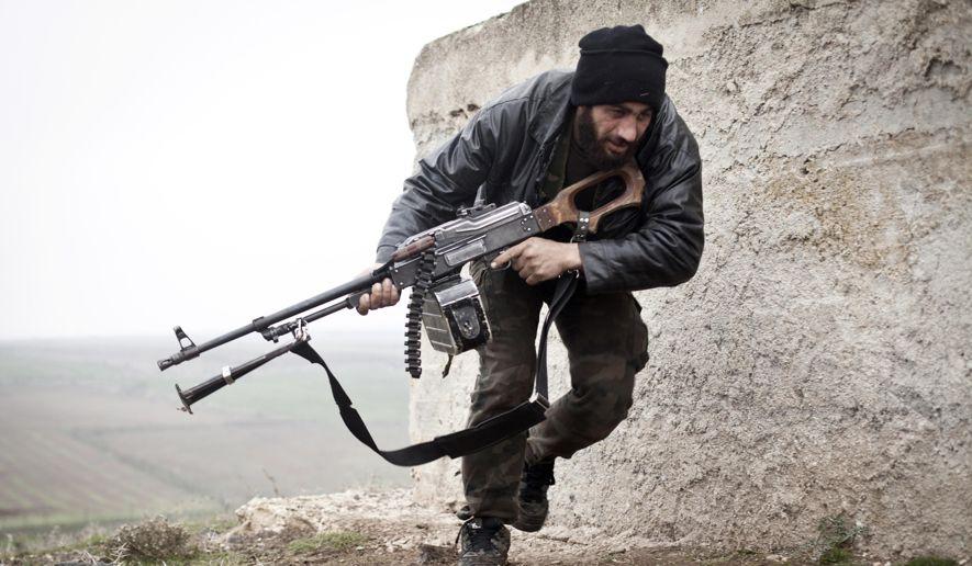 Turkey Establishes 'New Free Syrian Army' in Northern Syria