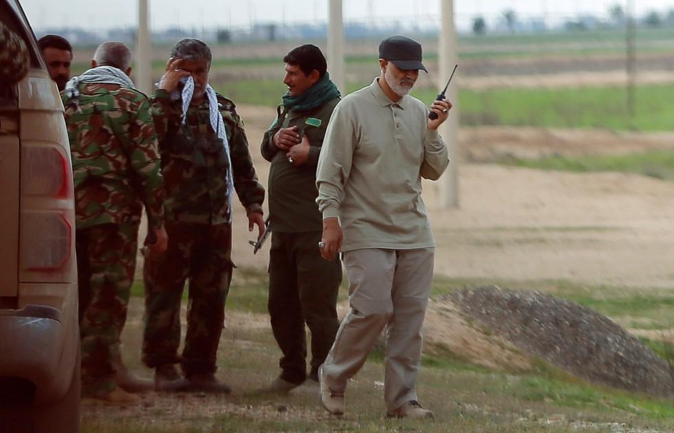 Iranian Senior Commander Killed in Mosul