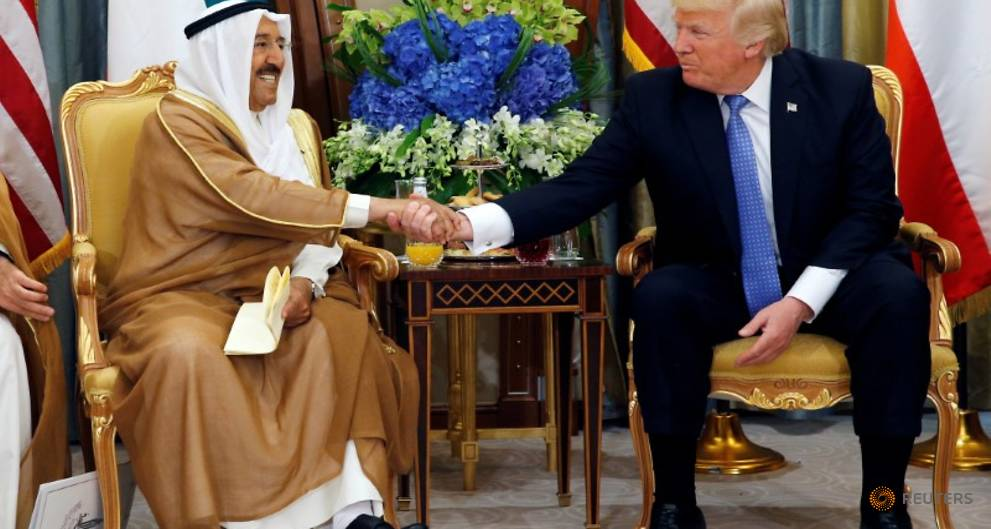 Emir of Kuwait Stresses Protection of Saudi Border from Houthi Attacks