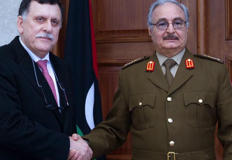 Mixed Reactions to Sarraj-Haftar Deal on Libya