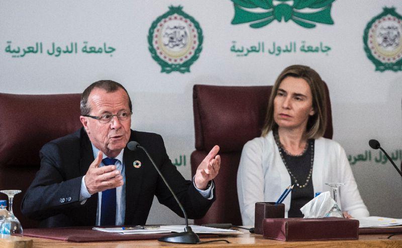 'Libya Quartet' Calls for Comprehensive Political Solution