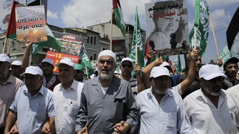 Shin Bet Arrests Members of Islamic Movement