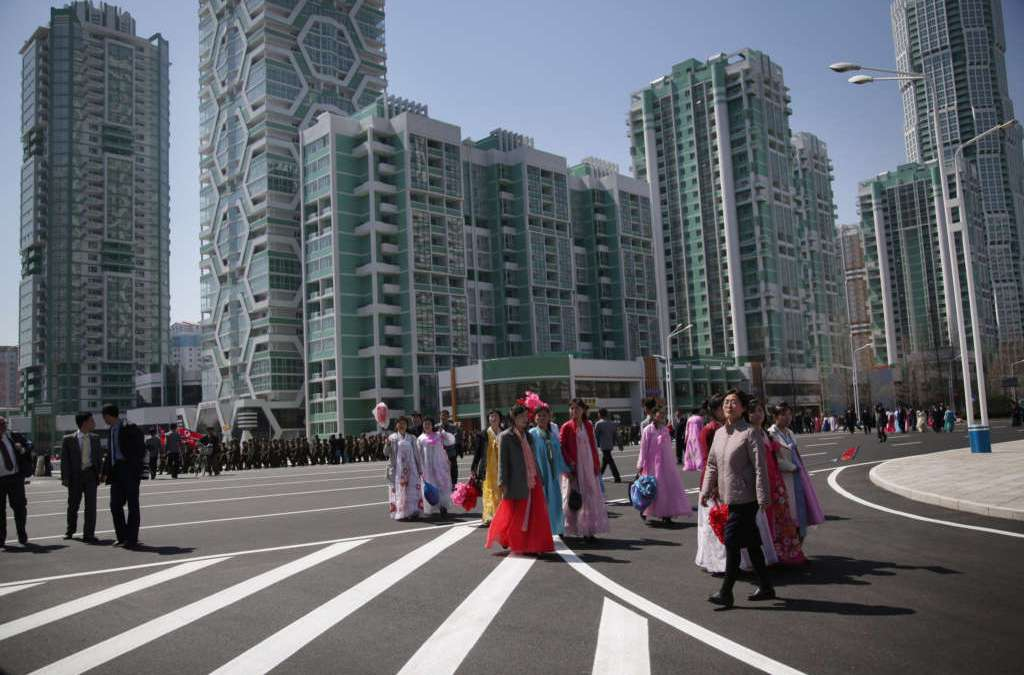 As Economy Grows, North Korea's Grip on Society Is Tested