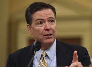 FBI Director James B. Comey. (Nicholas Kamm/Agence France-Presse via Getty Images)