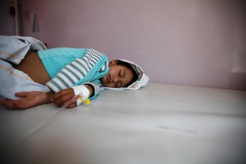 Saudi-Sponsored Relief to Cover 50,000 Cholera Patients in Yemen