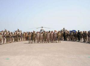Saudi-Jordanian Joint Military Drill