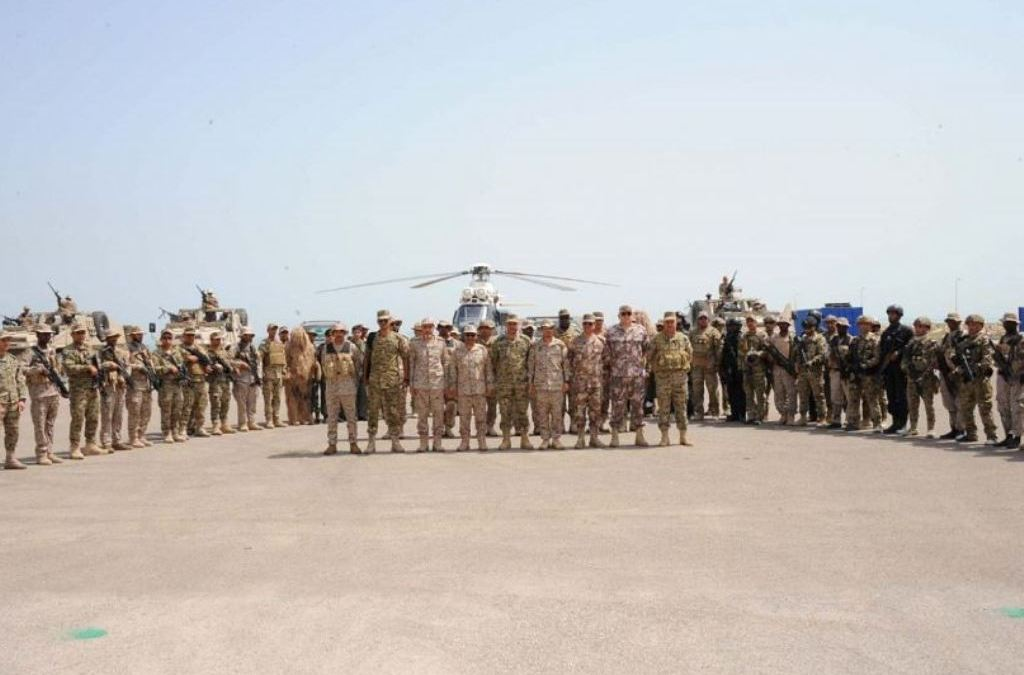 Saudi-Jordanian Joint Military Drill Concluded