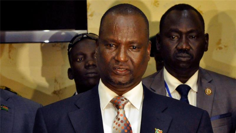 South Sudan Vice President Survives Assassination Attempt