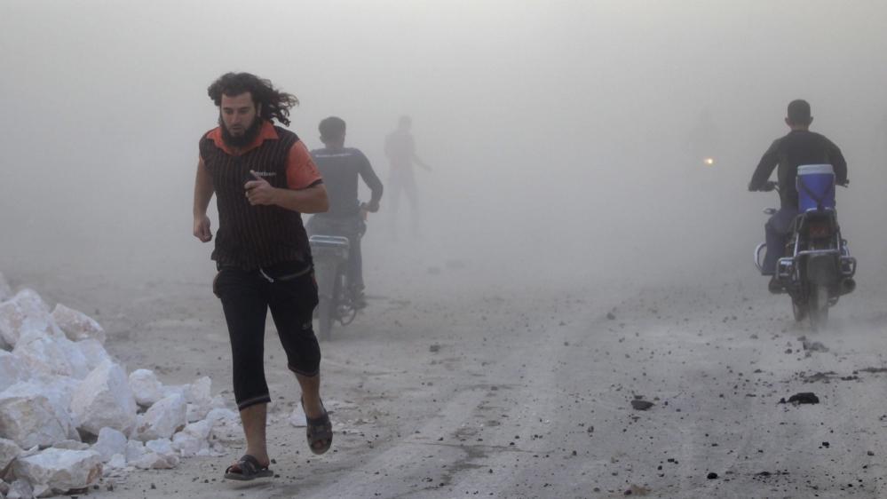 Iranian Militias Move Further into Syria's Desert, Russian Base in Suwayda