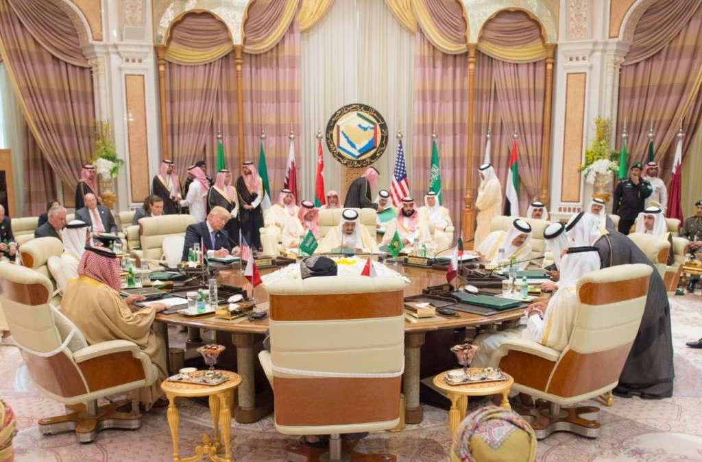 GCC-US Leaders Committed to Opposing Iran's 'Malign Interference'