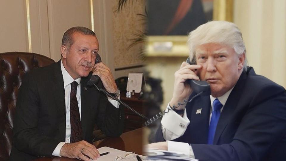 Arming Syria's Kurds to Top Trump, Erdogan Meeting