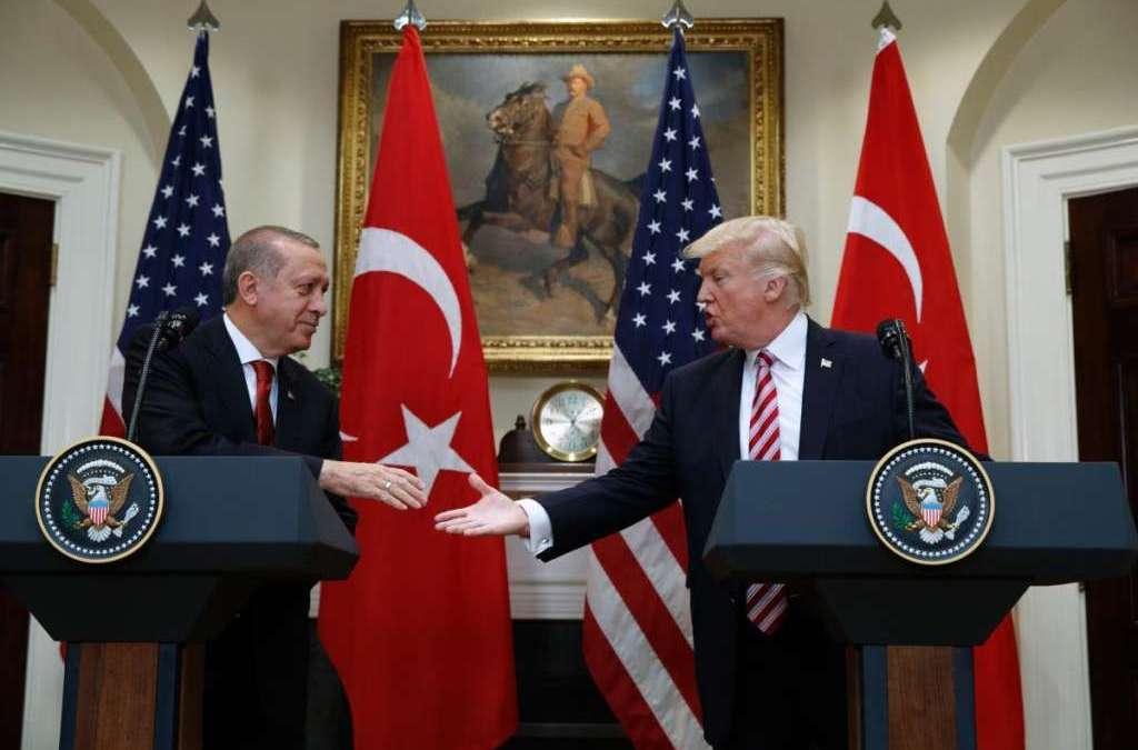 Diplomats, Experts: 'Cold Relations' May Persist Following Trump-Erdogan Summit