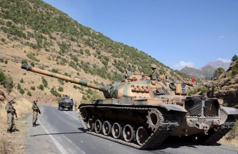 Turkish Army Plans Possible Operations Against Kurdish Militias in Syria