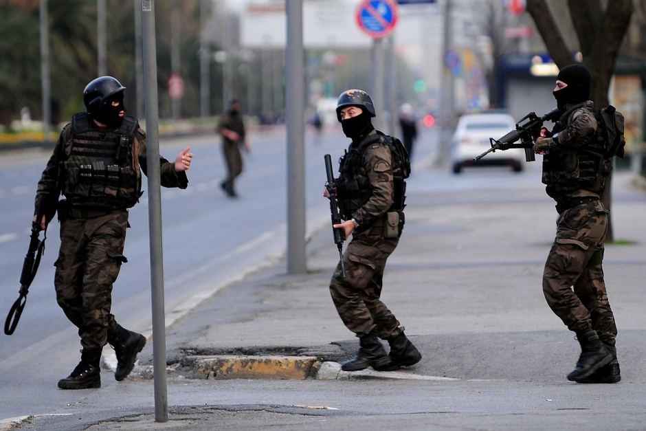 Turkey Detains Dozens of ex-Bourse Staff over Coup Links
