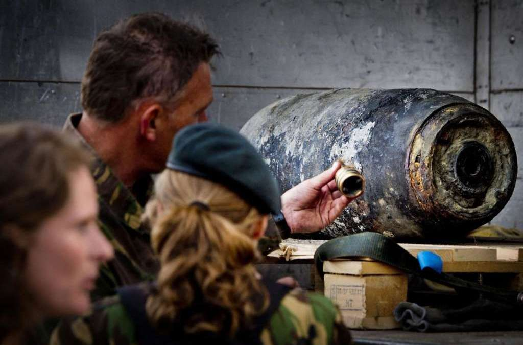 Hannover Evacuates 50,000 over 'World War Two bombs'