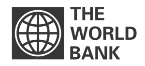 Logo for the World Bank