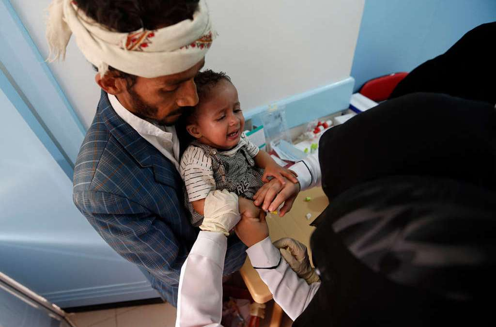 Yemen Cholera Death Toll Mounts to 209