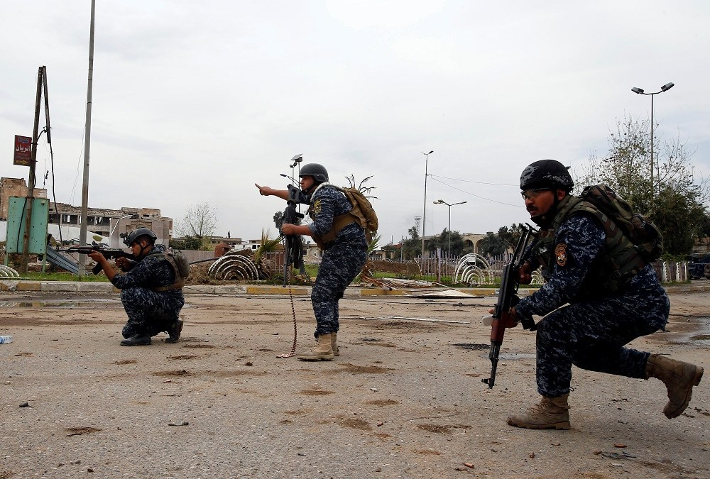 Four Safe Corridors in Mosul in Preparation to Liberate It